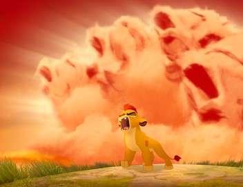 La garde du roi lion Je ne rugirai plus jamais