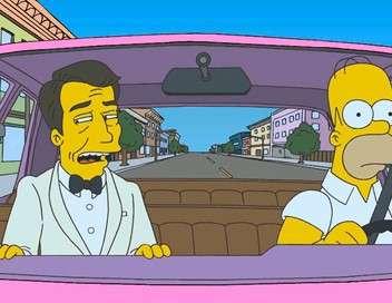 Les Simpson L'espion qui m'aidait