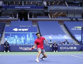US Open 2020 Alexander Zverev/Dominic Thiem