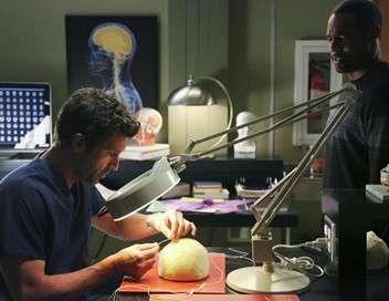 Grey's Anatomy Frayeurs nocturnes