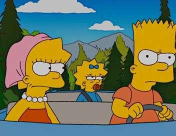 Les Simpson Souvenirs dangereux
