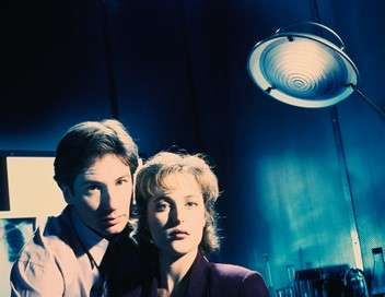 X-Files Masculin féminin