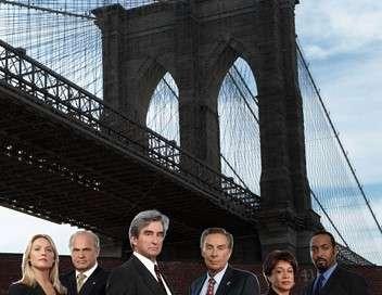 New York, police judiciaire L'homme de nulle part