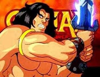 Conan l'aventurier Hanuman, le dieu singe