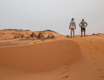 Le Sahara en Solex