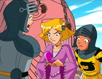 Totally Spies Totalement pas groove