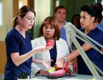 Grey's Anatomy Un grand lit vide