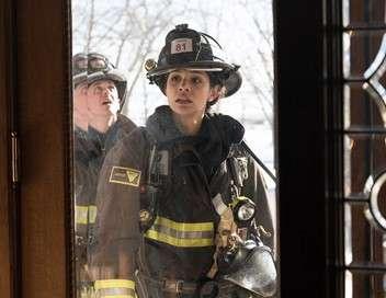 Chicago Fire La vérité sur Courtney Harris