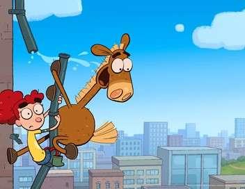 Annie & Pony La coupe de cheveux