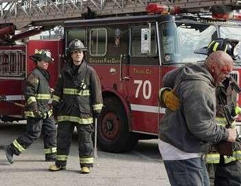 Chicago Fire Une minute de trop