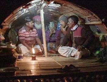 Bangladesh L'épopée des radeaux de bambou