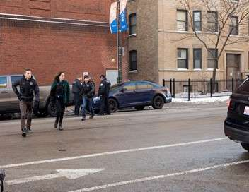 Chicago Police Department En chasse