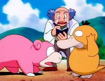 Pokémon : XY Une course trépidante de Rhinocorne !