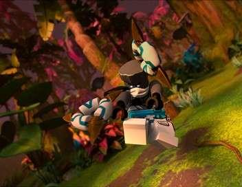 Ninjago L'île inconnue