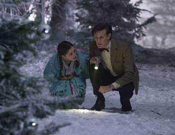 Doctor Who Le docteur, la veuve et la forêt de Noël