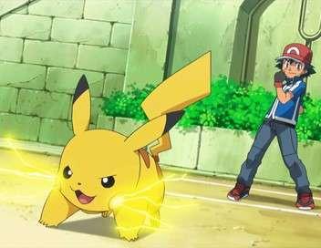 Pokémon : XY Une amitié née dans la forêt !