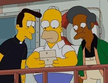 Les Simpson Le mot de Moe