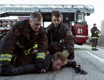 Chicago Fire Le syndrome du héros