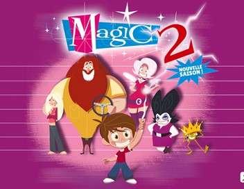 Magic : famille féerique Belle à l'intérieur