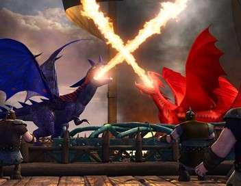 Dragons : Par-delà les rives Au grand jour