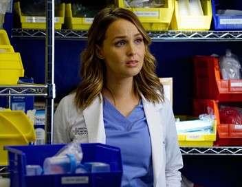 Grey's Anatomy Disgrâce