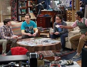 The Big Bang Theory Amitiés et turbulences
