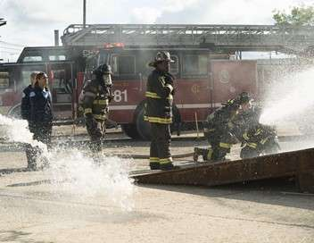 Chicago Fire Retour à la vie