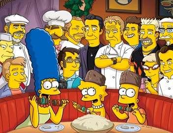 Les Simpson La gourmette