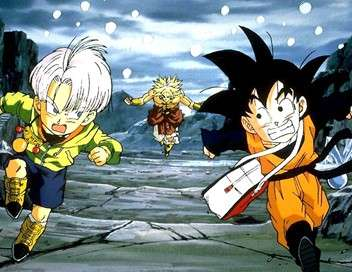 Dragon Ball Z La loi de la pesanteur