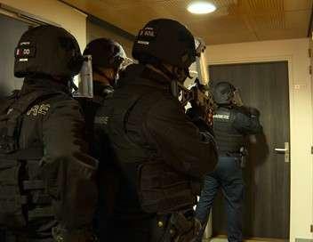 Jeudi reportage 100 jours avec les gendarmes de Normandie
