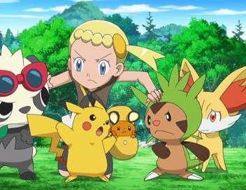 Pokémon : la quête de Kalos Quand Sombre affronte Étincelant !