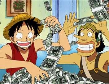 One Piece Un plan machiavélique ! Le capitaine Kuro
