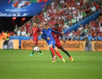 France - Portugal Match de légende