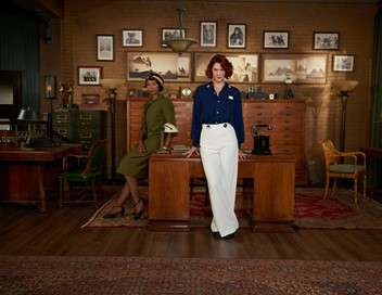 Frankie Drake Mysteries Summer in the City