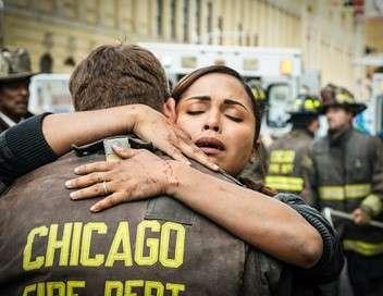 Chicago Fire En vase clos