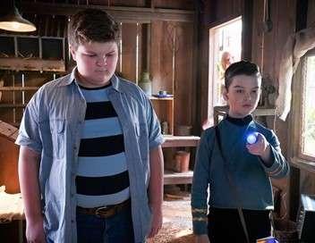 Young Sheldon Une invitation a une fête, des raisins pour le foot et une poule terrestre