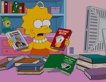 Les Simpson Gone Papi Gone