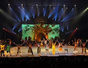 CirkAfrika : le voyage africain du cirque Phénix