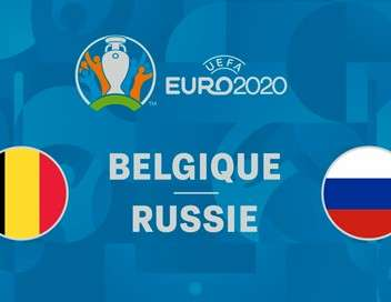 Belgique - Russie Euro 2021