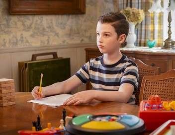 Young Sheldon Contrats, règles et un peu de cervelle de porc