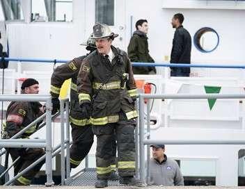 Chicago Fire Combats de chefs