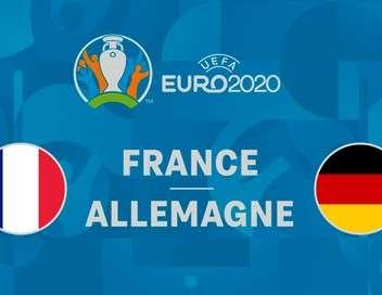 France - Allemagne Euro 2021