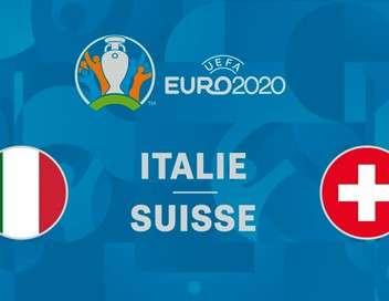 Italie - Suisse Euro 2021