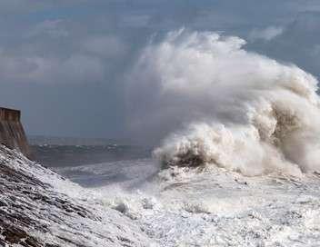 France : la côte en état d'alerte