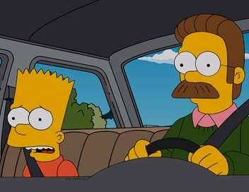Les Simpson Punaise fiction