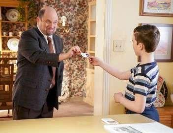 Young Sheldon Maison a vendre