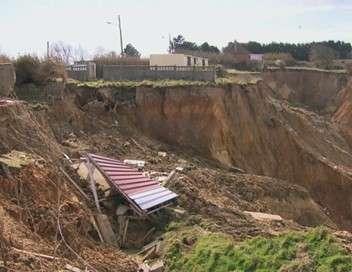Normandie : littoral à haut risque