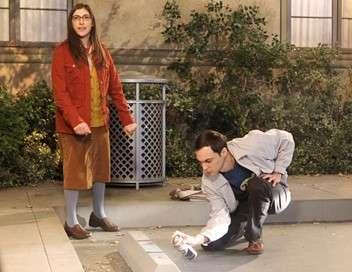 The Big Bang Theory L'  escalade de la place de parking