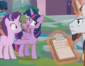 My Little Pony : les amies c'est magique Le héros perdu