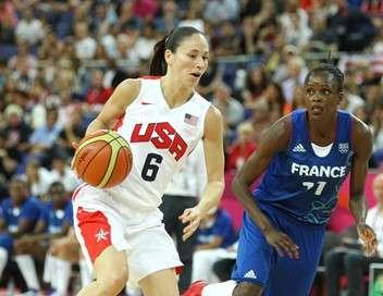 Jeux olympiques de Londres 2012 États-Unis/France